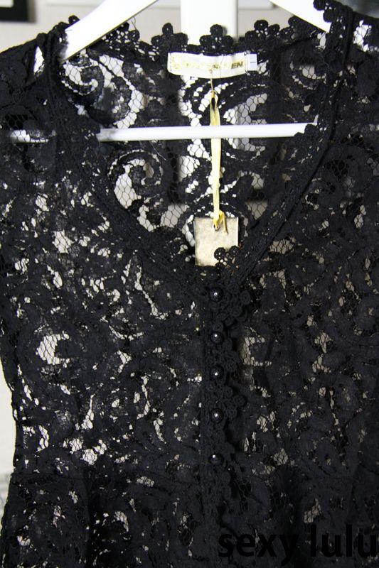 Короткая куртка 2012 Милый Облегающий покрой Тонкая модель Длинный рукав О-вырез Объемный рукав Разные комбинированные волокна Осень 2012 Однотонный цвет