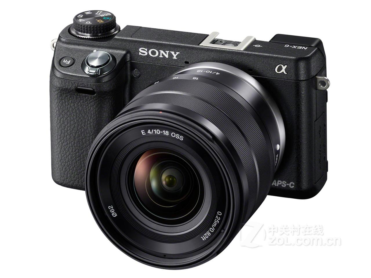 sony/索尼 nex-6套机(e 16-50mm)nex6l套机nex6微单 行货联保