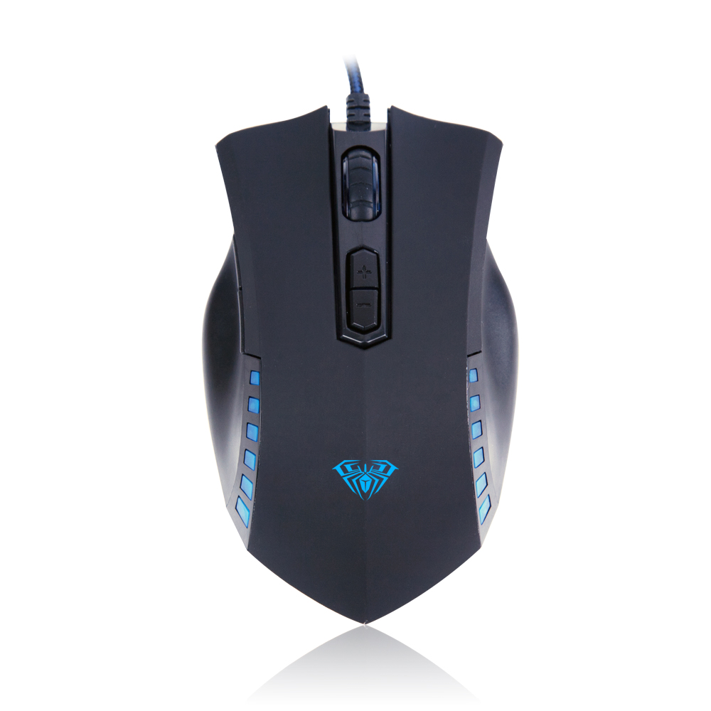 Mail gift-Wolf spider fight God matte limited edition gaming mouse wired USB mouse computer mouse