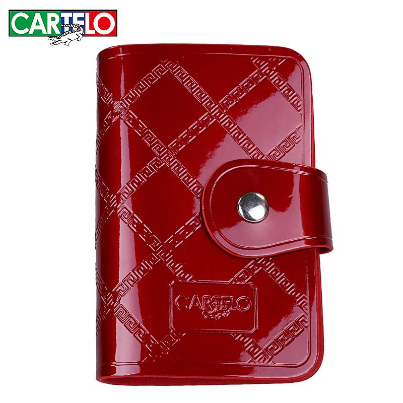 Бумажник CARTELO cdc191064 Портмоне Девушки Другие материалы