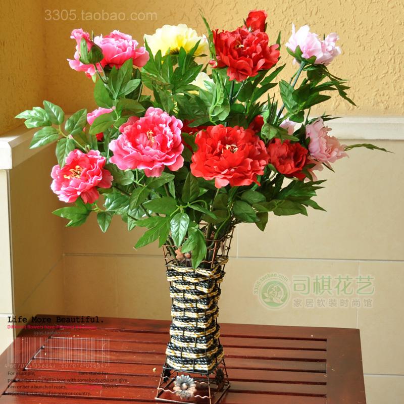 Искусственные цветы Judicial chess floral