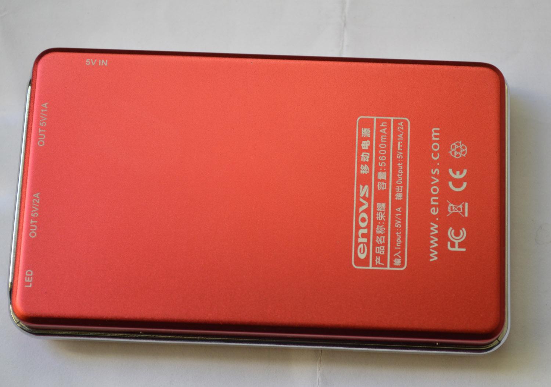 Аккумулятор Other brands Envos 5001mAh-6000mAh Универсальный тип