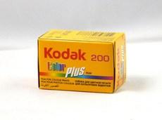Фотопленка Kodak 200 135