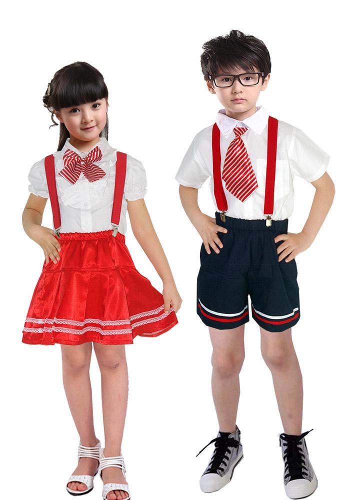 school uniform games 2014 Jersey chorus costume dance clothing school ...