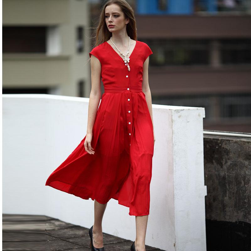 Женское платье European and American big 2014