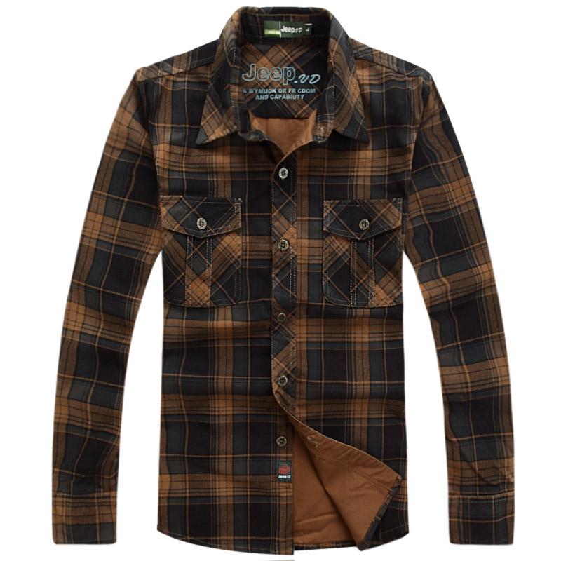 Рубашка мужская JEEP 1356 .vd