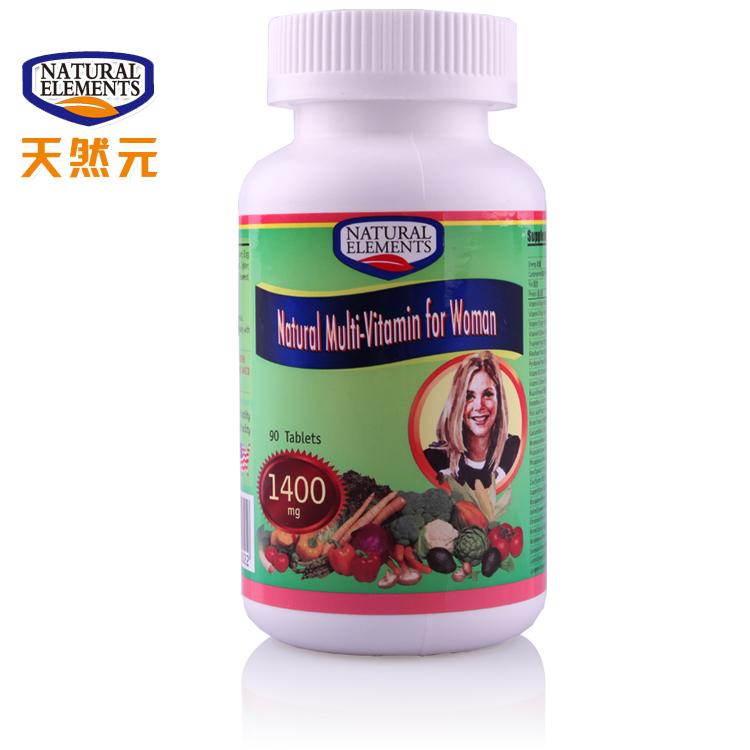 Мультивитамин/минеральная L.  90