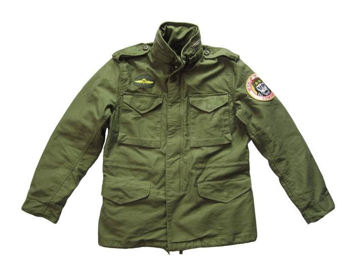 Куртка Bronson M65