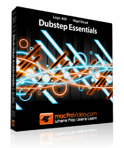 Аудио софт MacProVideo учебники логики 409:Dubstep Essentials