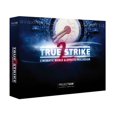 Аудио софт   ProjectSam True Strike (KONTAKT)