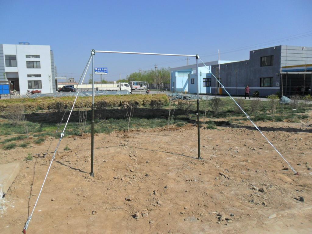 Площадка для занятия спортом на улице T. Barfield MD/081