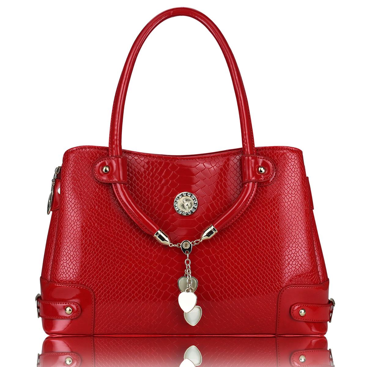 夏天2013新款潮女士皮包红色女包包手提包新娘包包结婚包特价清仓