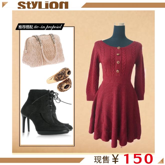 Женское платье Stylion 1310tm/150 11 Vivi