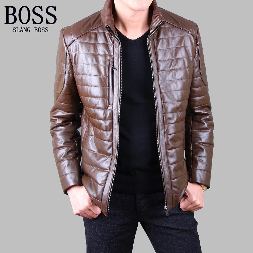 Одежда из кожи 2013 BOSS