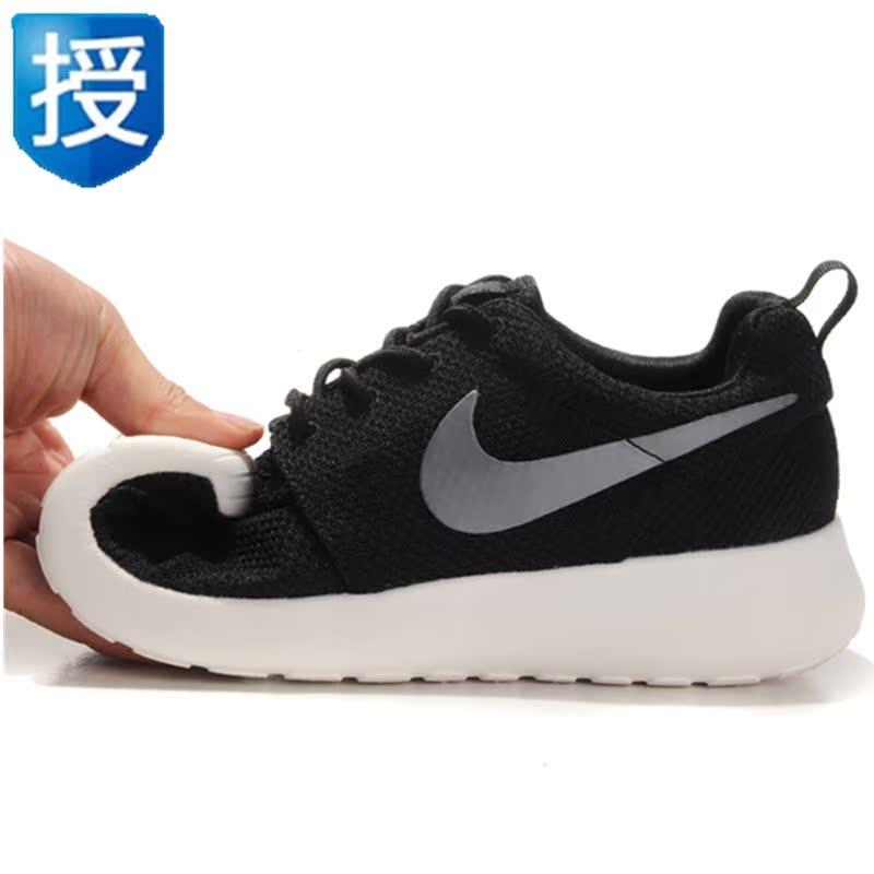 Кроссовки Nike 511881 Roshe Run -010 Мужские Лето 2013 Сетка