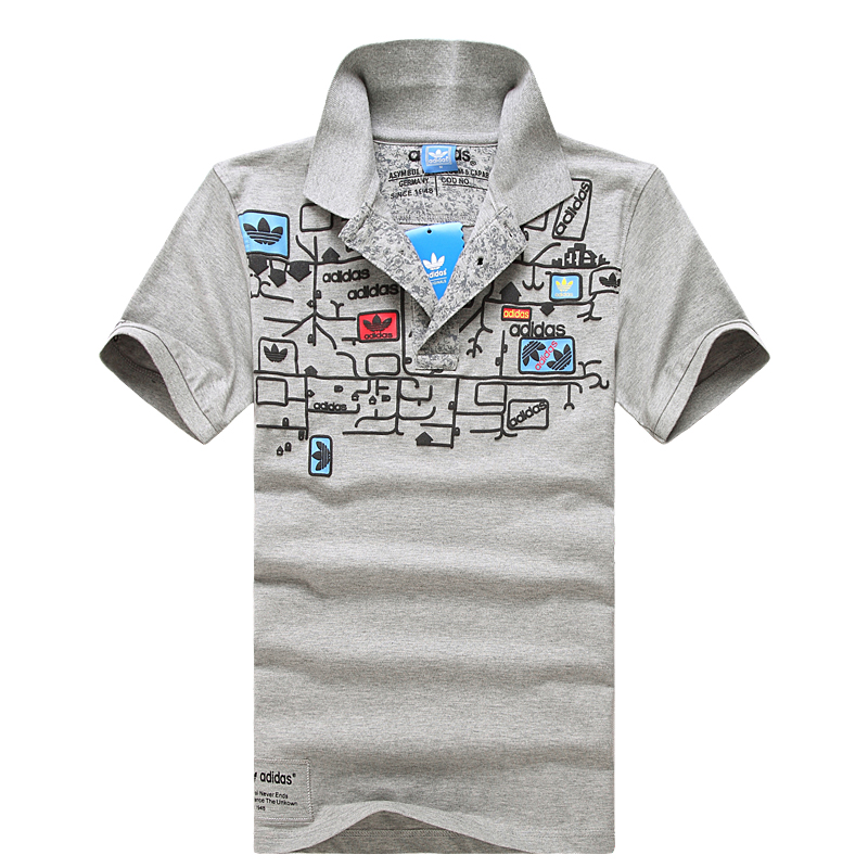 Спортивная футболка Adidas Polo