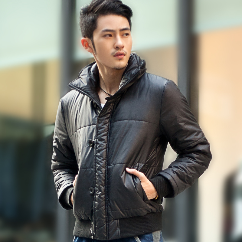 Wick Empire jacket male men coat men jacket Korean slim padded cotton clothing spring 2013