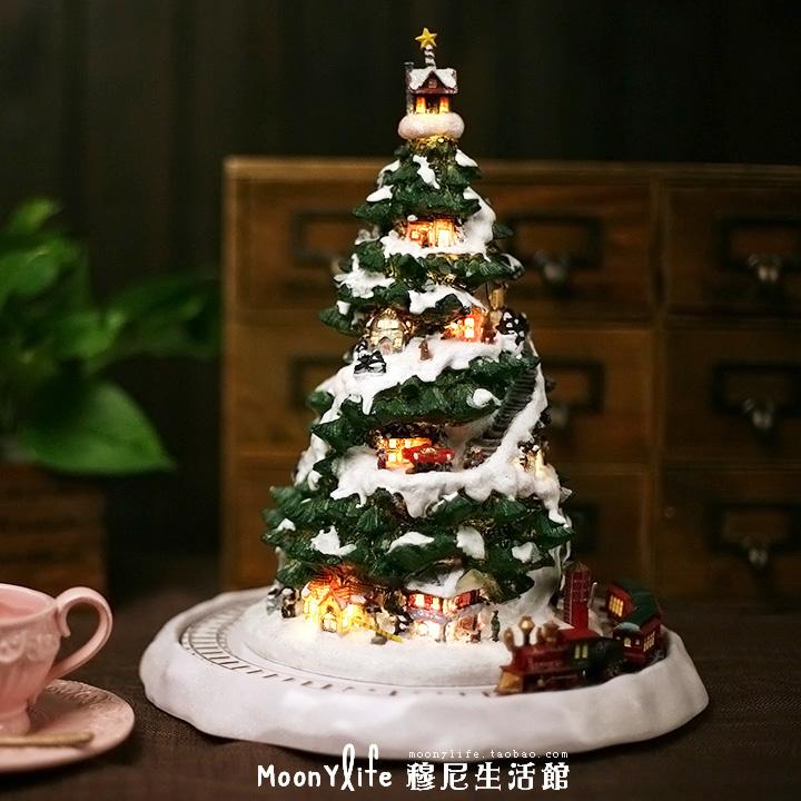Музыкальная шкатулка Moonylife H017 Mr.Christmas