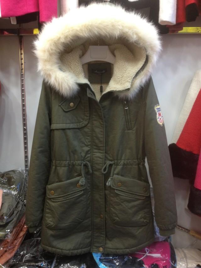 Женская утепленная куртка Fiona Zita 4012