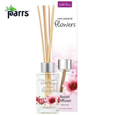Parrs/帕氏 天然花卉室内熏香家用室内房间香水卧室厕所除臭