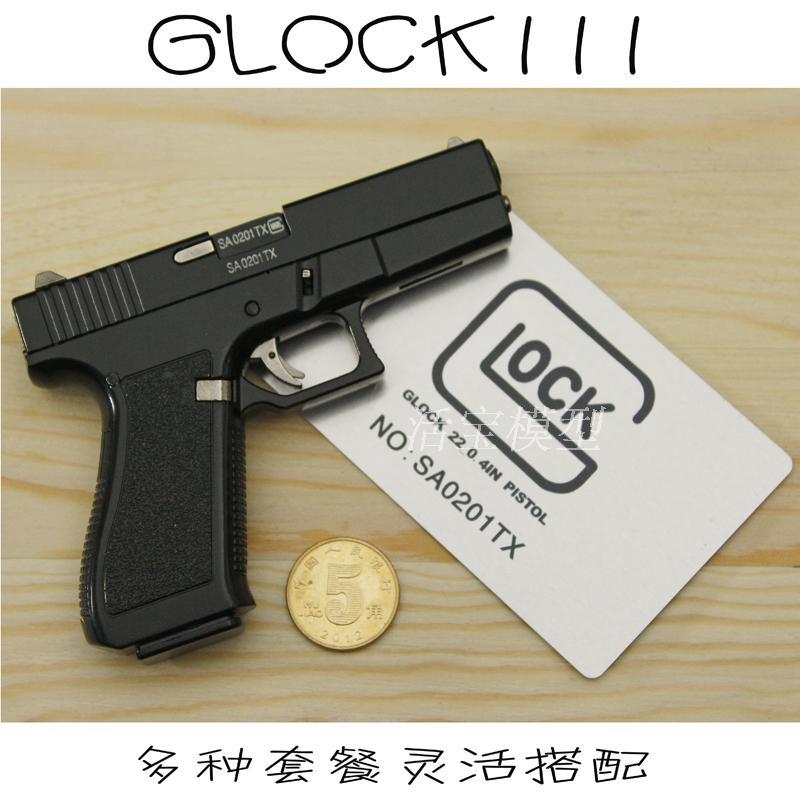 Детская игрушка 1:2.05 полный металл Глок Глок 22 пистолет модели съемный пистолет модели.
