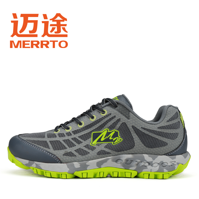 Alternative summer 2013 breathable hiking shoes walking shoes authentic lovers of outdoor sports shoes for men and women M18159