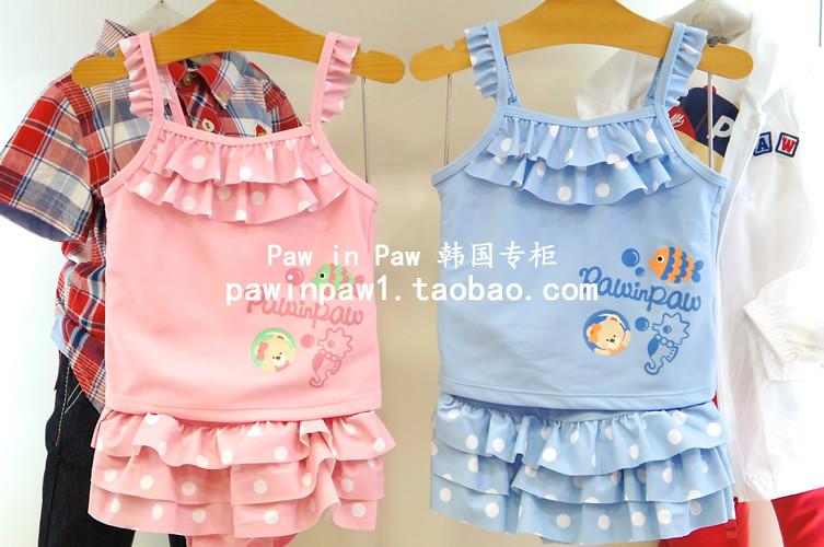 Детский купальник Paw in paw ppar424410 Pawinpaw2014 PPAR424420