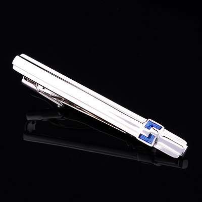 Trinity Men Jeremy Business Tie clip tie clip genuine silver plating wearable new listing