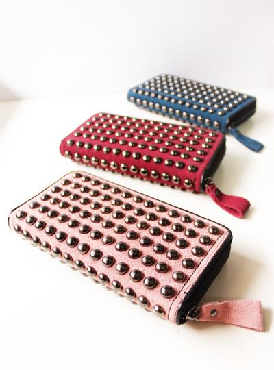 Бумажник Коровьей долго складной кошельки раскол кожаный кошелек сумочка