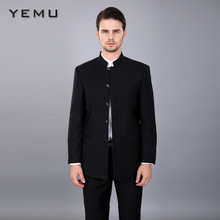 Yeemuu Men's Autumn 2013 new men's business casual long-sleeved shirt shirt in the elderly