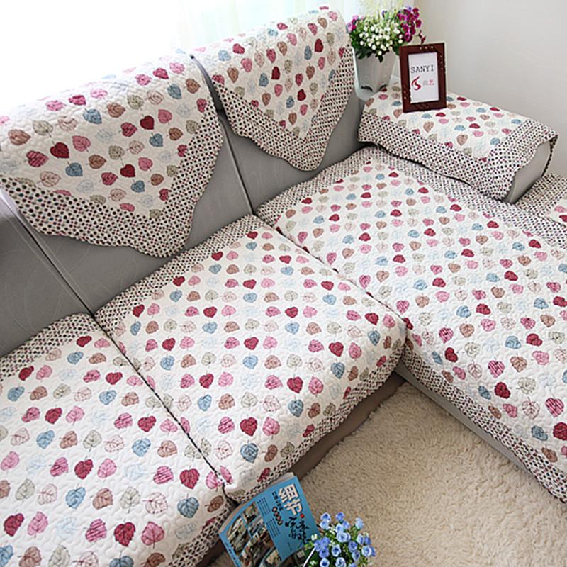 福美吉韩版式沙发巾全棉沙发垫坐垫欧式时尚防滑飘窗垫沙发罩包邮