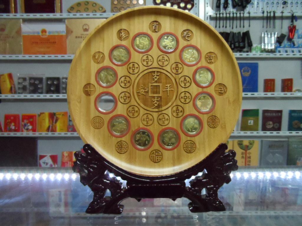 Юбилейные монеты, Медали из обычных металлов 12 Зодиак обращение памятная монета набор «монета дизайн», «красный, черный и белый цвета»