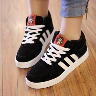 Breathable shoes Paul Frank in the summer wave of Korean couple Street shoes and casual shoes for men and women high top sneakers skate shoes