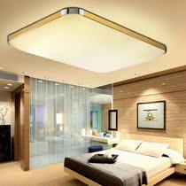 亚克力苹果客厅卧室吸顶灯大厅灯房间灯简约现代大气灯具灯饰