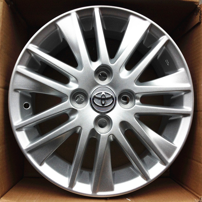 литье Vios wheels  14 14