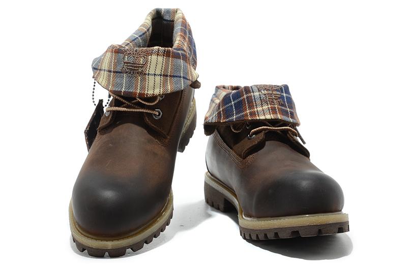Демисезонные ботинки Timberland 0002