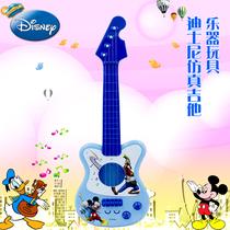 迪士尼音乐玩具/儿童乐器玩具吉他儿童音乐琵琶仿真吉他乐器