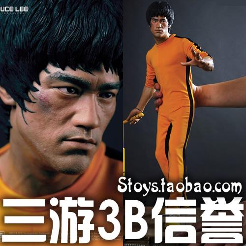 Военные игрушки для детей Blitzway  1/3 Bruce Lee 40