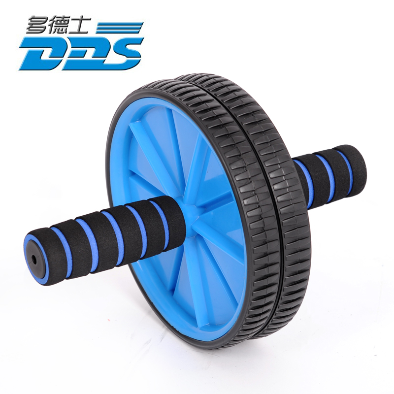Duodeshijian abdominal wheel ABS wheel your thin waist semi-AB slide fitness equipment abdominal wheel wheel mute 包邮