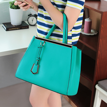 European and American big retro bag woman bag 2013 new wave of female commuter bag handbag Shoulder Messenger Bag 0408