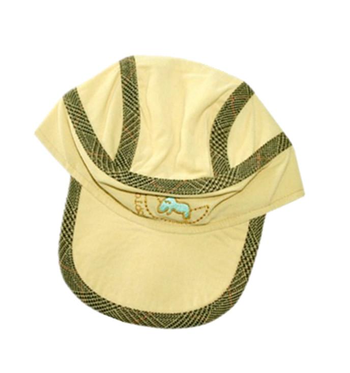 【捡宝贝独享】比豆灯芯绒男童双层帽子棉布济宁在美食街春江南路哪个图片