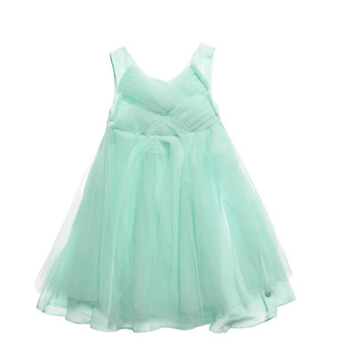 童装女童连衣裙夏装2013新款公主裙儿童纱裙中大童裙子欧美礼服