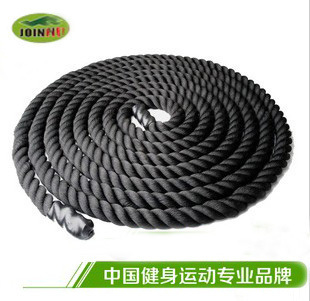 JOINFIT professional fitness training rope combat training rope climbing rope hanging heavy supple