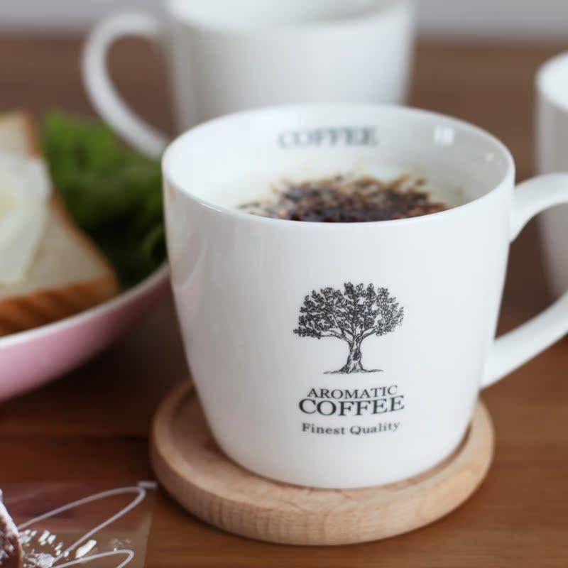 zakka创意陶瓷马克杯杯子水杯情侣对杯牛奶咖啡杯毕业礼物