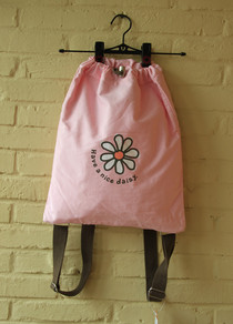 韩版新款女包学院风帆布包双肩包背包学生包书包潮女休闲卡通可爱