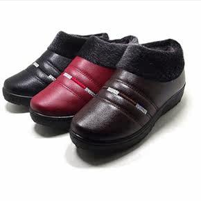 <b>[新品]</b>中老年高帮加绒棉靴