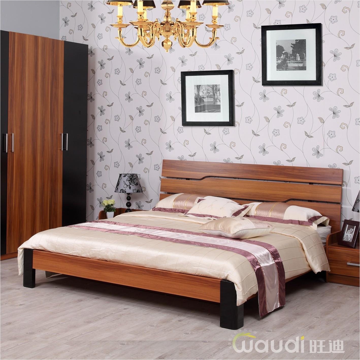 классическая кровать Wang Di furniture  1.8/1.5 10