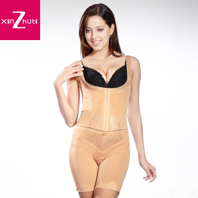 New Topic thin section Seamless shapewear shaping underwear abdomen hip postpartum Fat Burning Body leotard