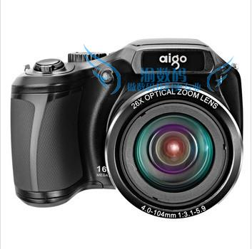 AIGO 26X 1280x720 AA Battery CCD Optical Image Stabilization HD Digital Camera