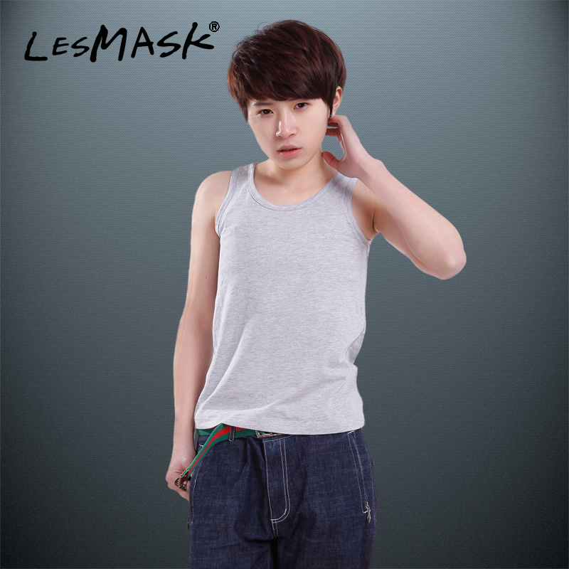 LES MASK corset TT clothing TT stepping up bandages put Les handsome corset long bandages to strengthen